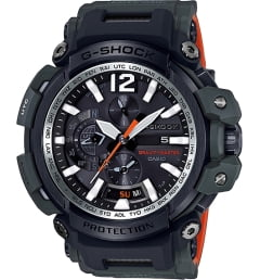Casio G-Shock GPW-2000-3A с GPS