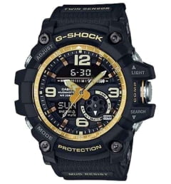 Casio G-Shock GG-1000GB-1A с термометром