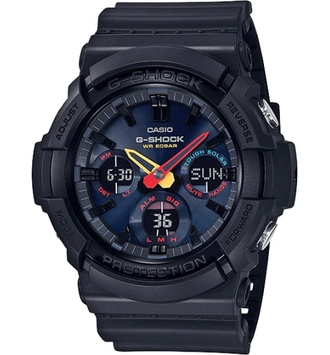 Casio G-Shock GAS-100BMC-1A