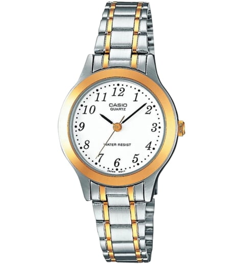 Дешевые часы Casio Collection LTP-1263G-7B