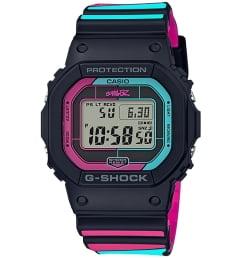 Часы Casio G-Shock GW-B5600GZ-1E с каучуковым браслетом