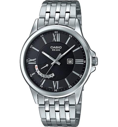 Дешевые часы Casio Collection MTP-E125D-1A