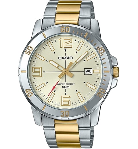 Дешевые часы Casio Collection MTP-VD01SG-9B