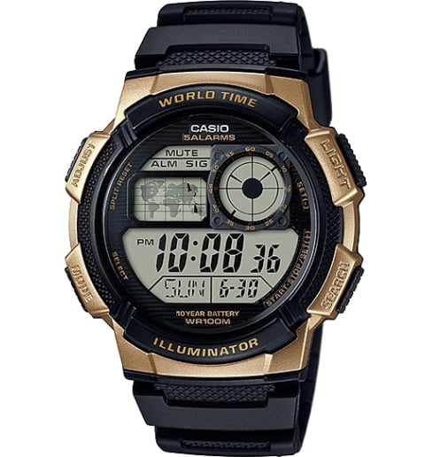 Дешевые часы Casio Collection AE-1000W-1A3