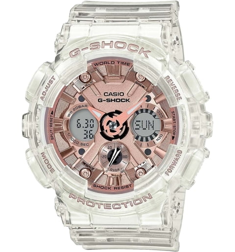Женские часы Casio G-Shock  GMA-S120SR-7A