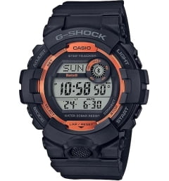 Casio G-Shock  GBD-800SF-1E с шагомером