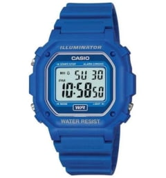Casio Collection F-108WH-2A2