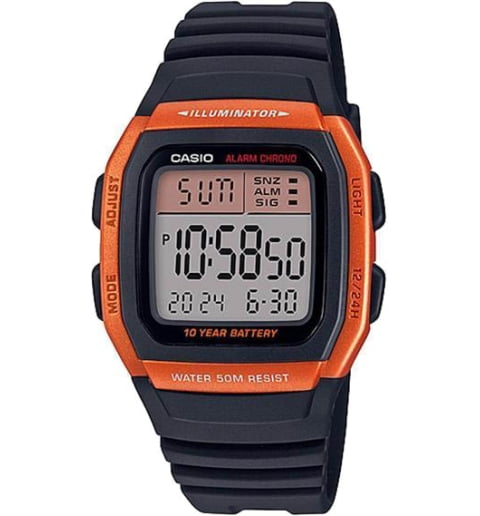 Casio Collection W-96H-4A2