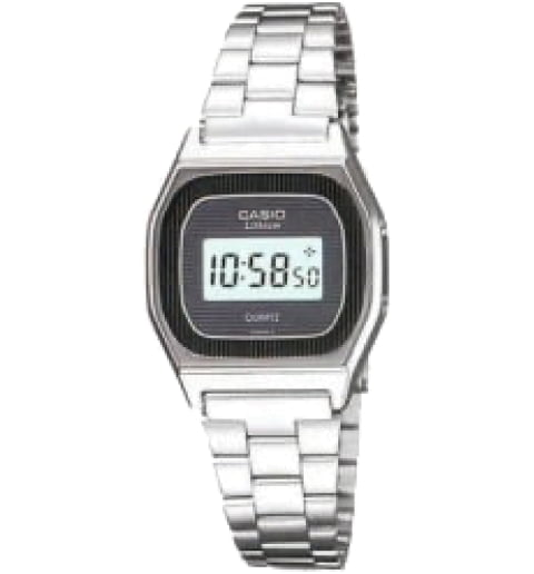 Дешевые часы Casio Collection LB-611D-8B