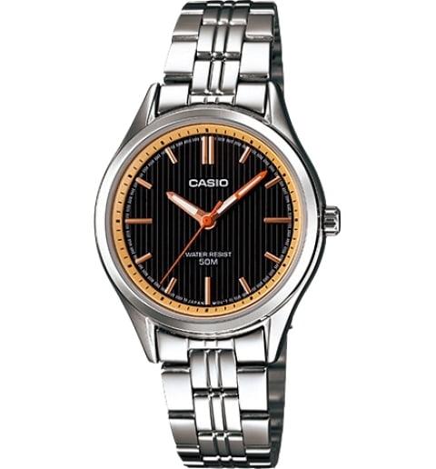 Дешевые часы Casio Collection LTP-E104D-1A