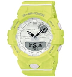 Casio G-Shock GMA-B800-9A с шагомером