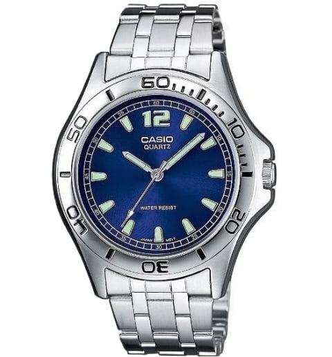Дешевые часы Casio Collection MTP-1258PD-2A