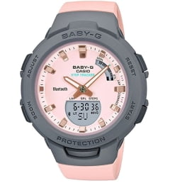 Casio Baby-G BSA-B100MC-4A с шагомером