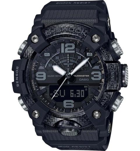 Часы Casio G-Shock  GG-B100-1B с водонепроницаемостью 20 бар
