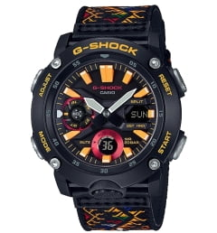 Хронограф Casio G-Shock GA-2000BT-1A
