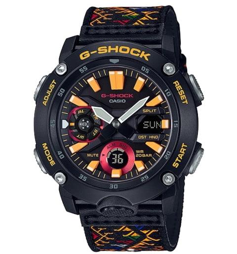 Casio G-Shock GA-2000BT-1A