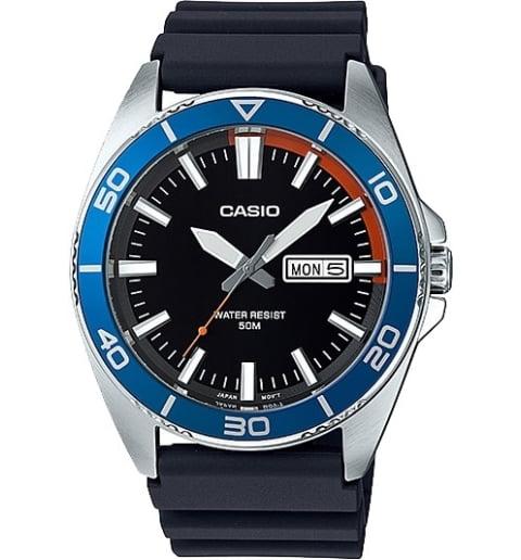 Дешевые часы Casio Collection MTD-120-1A