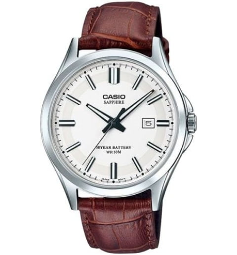 Дешевые часы Casio Collection MTS-100L-7A