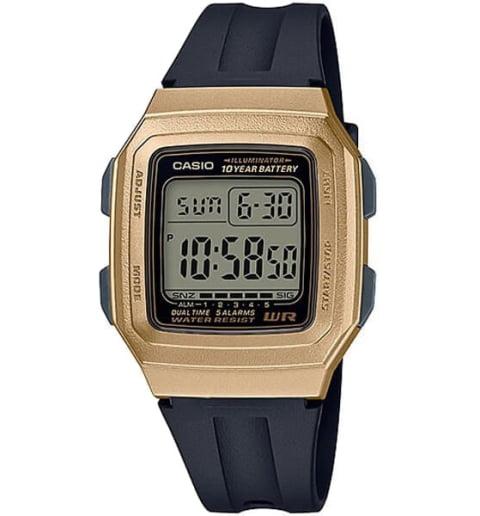 Дешевые часы Casio Collection F-201WAM-9A