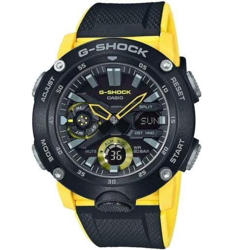 Casio G-Shock GA-2000-1A9 унисекс