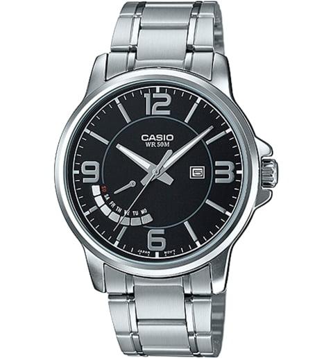 Дешевые часы Casio Collection MTP-E124D-1A