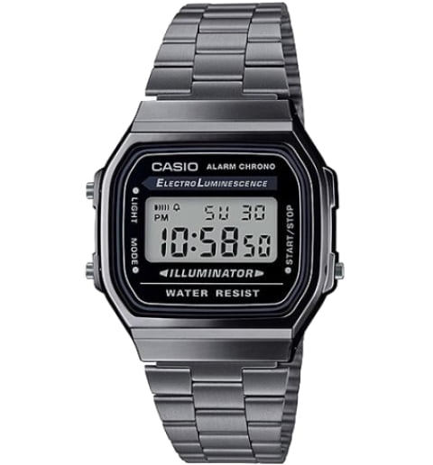 Дешевые часы Casio Collection A-168WGG-1A
