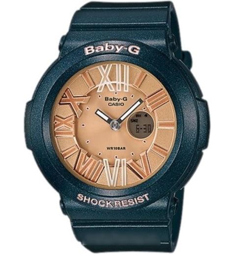 Casio Baby-G BGA-161-3B с секундомером