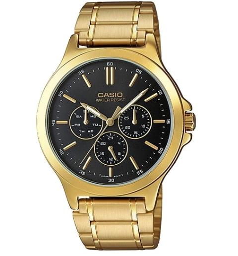 Дешевые часы Casio Collection MTP-V300G-1A