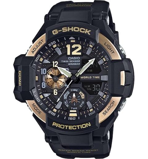 Часы Casio G-Shock GA-1100-9G с компасом