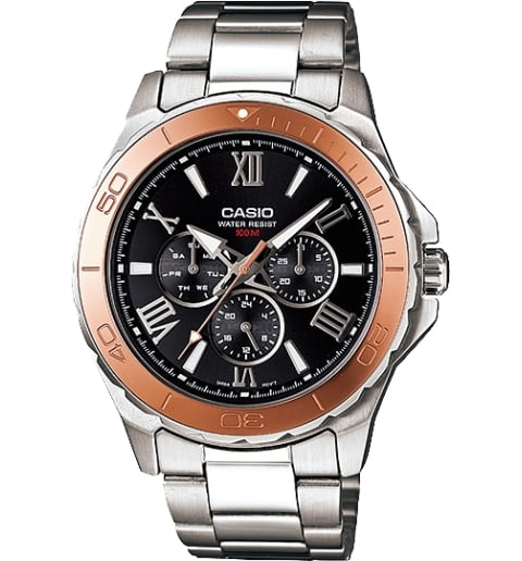 Casio Collection MTD-1075D-1A2