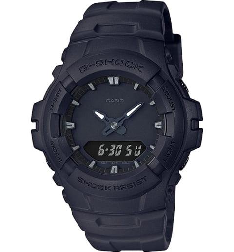Популярные часы Casio G-Shock G-100BB-1A