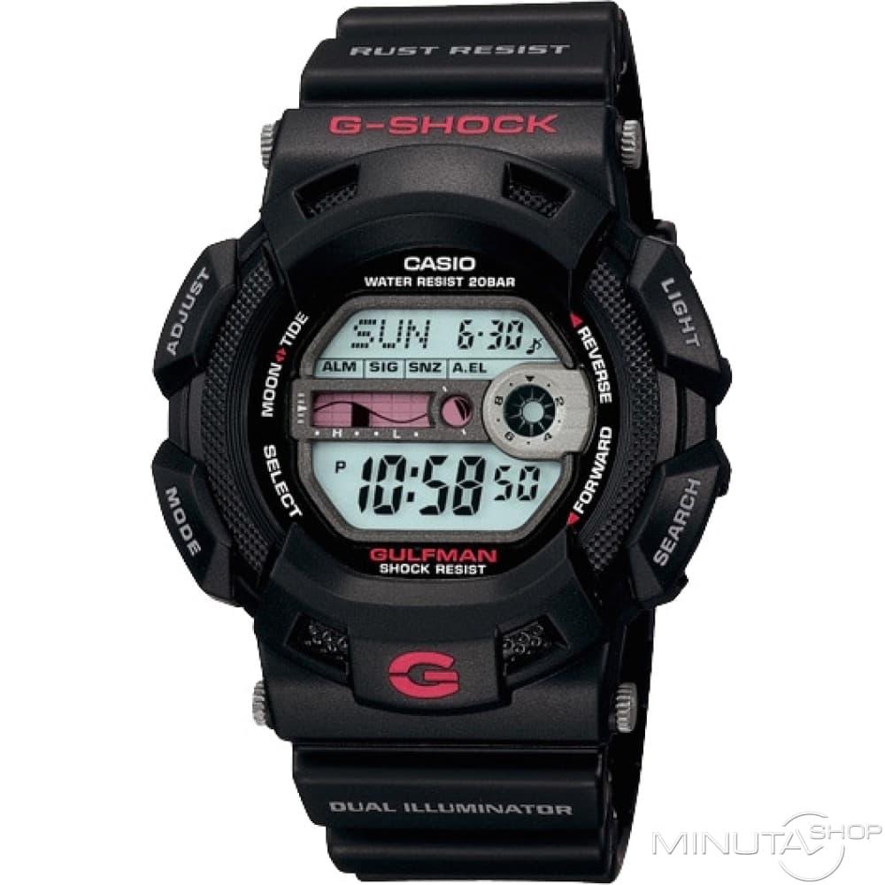 Часы Casio G-shock - официальный сайт интернет-магазина