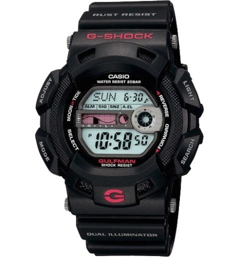 Спортивные часы Casio G-Shock G-9100-1E