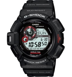 Casio G-Shock G-9300-1E с термометром