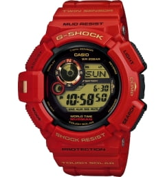 Мужские Casio G-Shock G-9330A-4E с лунным календарем