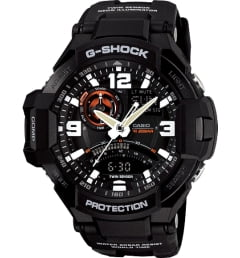 Casio G-Shock GA-1000-1A с термометром