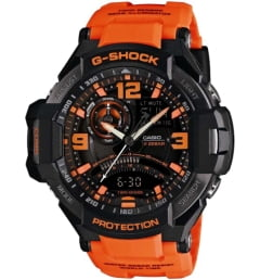 Casio G-Shock GA-1000-4A с термометром