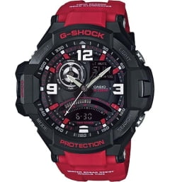 Casio G-Shock GA-1000-4B с термометром