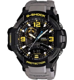 Casio G-Shock GA-1000-8A с термометром
