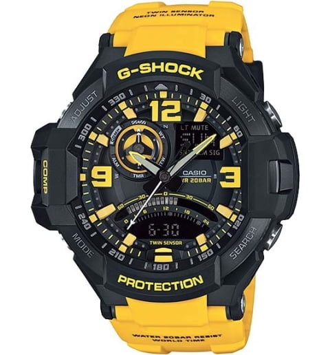 Часы Casio G-Shock GA-1000-9B AVIATOR