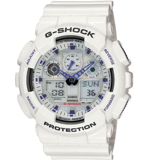 Часы Casio G-Shock GA-100A-7A