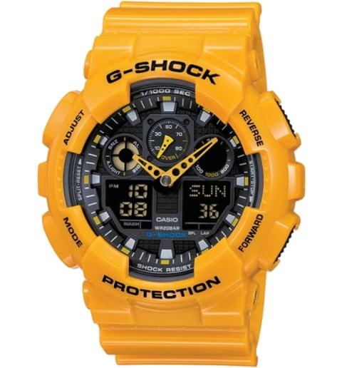 Спортивные часы Casio G-Shock GA-100A-9A