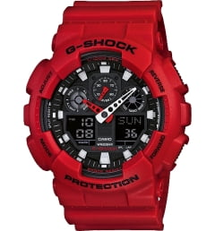 Спортивные Casio G-Shock GA-100B-4A