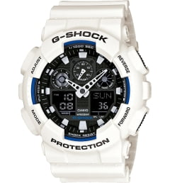 Casio G-Shock GA-100B-7A с секундомером