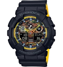 Военные Casio G-Shock GA-100BY-1A