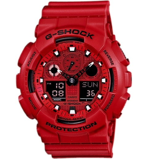 Casio G-Shock GA-100C-4A
