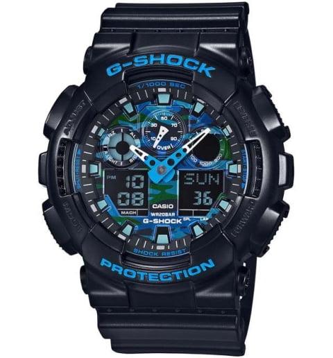 Casio G-Shock GA-100CB-1A