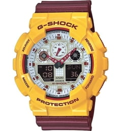 Casio G-Shock GA-100CS-9A