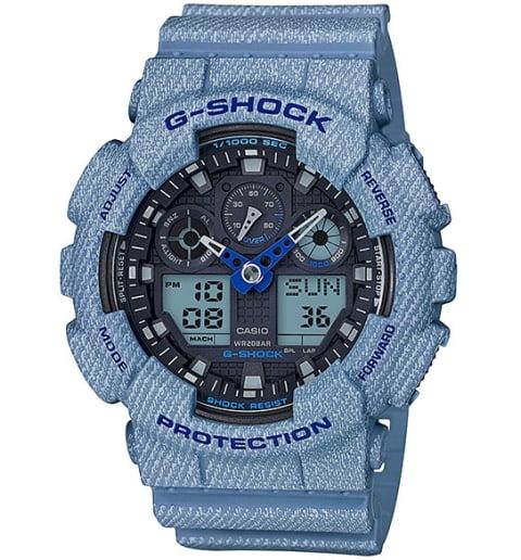 Casio G-Shock GA-100DE-2A