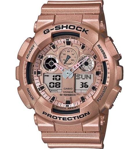 Casio G-Shock GA-100GD-9A